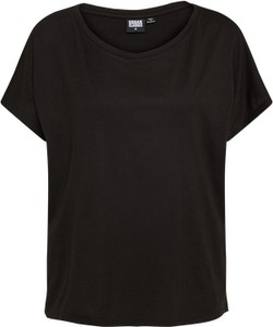 T-shirt urban classics w stylu casual z krótkim rękawem