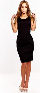 Czarna sukienka Nubile