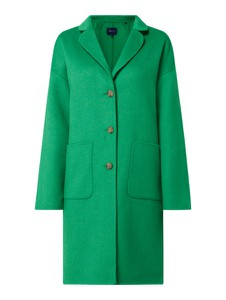 Płaszcz Gant z wełny