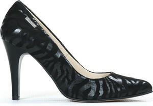 Szpilki Zapato ze spiczastym noskiem na szpilce na wysokim obcasie
