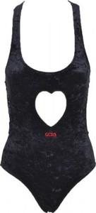 Czarny strój kąpielowy Gcds w stylu casual