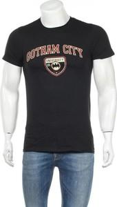 Czarny t-shirt Batman