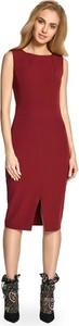 Czerwona sukienka Stylove