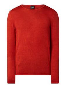 Czerwony sweter S.Oliver Black Label