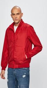 Czerwona kurtka Geox w stylu casual