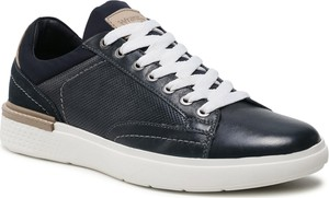 Sneakersy WRANGLER - Discovery Derby WM11165A Navy 016