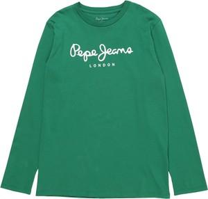 Koszulka dziecięca Pepe Jeans z dżerseju z długim rękawem