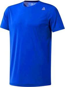 T-shirt Reebok Fitness z krótkim rękawem