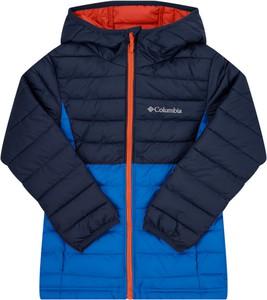 Granatowa kurtka dziecięca Columbia