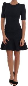 Sukienka Dolce & Gabbana z krótkim rękawem