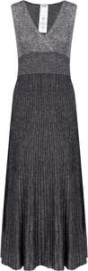 Sukienka Liu-Jo midi bez rękawów