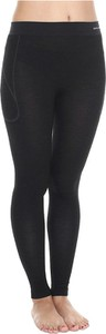 Termoaktywne spodnie damskie Active Wool Brubeck z długą nogawką LE11700