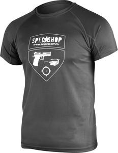 T-shirt Specshop.pl z tkaniny