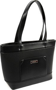 Czarna torebka Doca na ramię