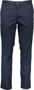 Niebieskie chinosy Ben Sherman z bawełny w stylu casual