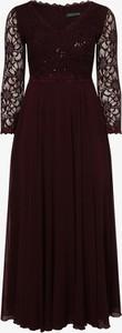 Czerwona sukienka Ambiance