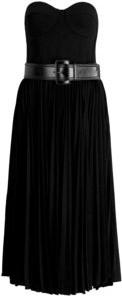 Sukienka Elisabetta Franchi bez rękawów midi