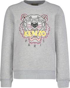 Bluza dziecięca Kenzo z bawełny