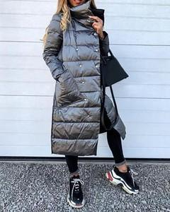 Kurtka Kendallme długa w stylu casual
