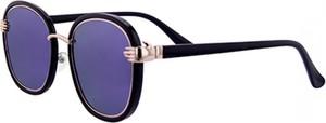 Niebieskie okulary damskie Clueless