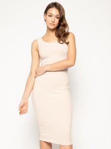 Sukienka Guess bez rękawów
