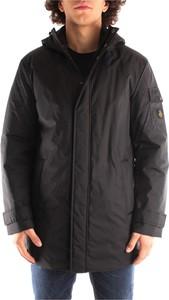 Czarna kurtka Refrigiwear w stylu casual długa