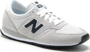 Buty sportowe New Balance w sportowym stylu z płaską podeszwą