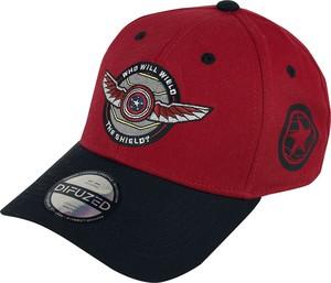 Czerwona czapka Emp