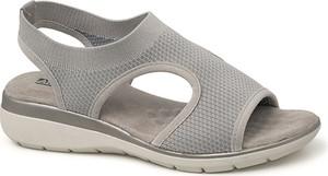 Sandały ARTIKER RELAKS ze skóry w stylu casual z płaską podeszwą