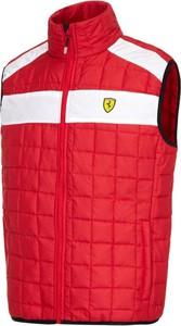 Kamizelka Scuderia Ferrari F1 w młodzieżowym stylu