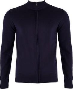 Sweter Emporio Armani w stylu casual ze stójką