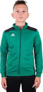 Zielona bluza dziecięca Adidas