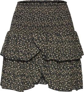 Spódnica Neo Noir w stylu casual z tkaniny