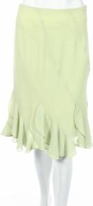Zielona spódnica Vener w stylu casual