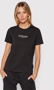 T-shirt Calvin Klein z okrągłym dekoltem