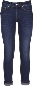 Niebieskie jeansy Dondup