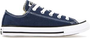 Niebieskie trampki dziecięce Converse