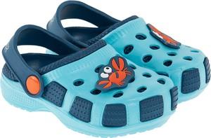 Niebieskie buty dziecięce letnie Cool Club dla chłopców