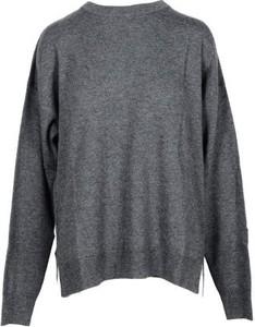 Sweter N.o.w. z wełny w stylu casual