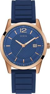 Zegarek GUESS - Perry W0991G4 BLUE/ROSE GOLD TONE
