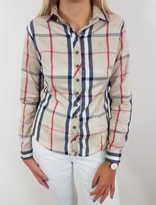Koszula Lenett z długim rękawem w stylu casual