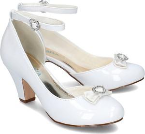 4d50ea527c dziewczęce buty komunijne - stylowo i modnie z Allani