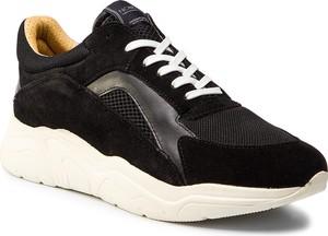 Buty sportowe Nobrand ze skóry ekologicznej w sportowym stylu