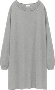 Sukienka American Vintage z długim rękawem w stylu casual mini