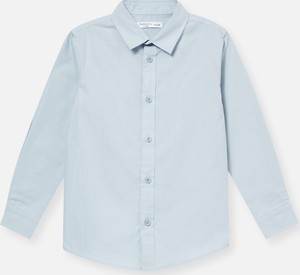 Turkusowa koszula dziecięca Sinsay