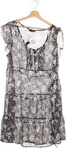 Sukienka Expression na ramiączkach mini z dekoltem w kształcie litery v