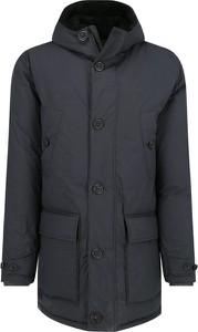 Płaszcz męski Z Zegna w stylu casual