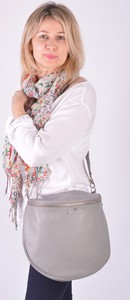 Torebka Designs Fashion w stylu casual na ramię ze skóry