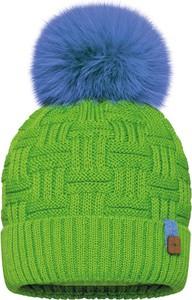 Zielona czapka Barbaras