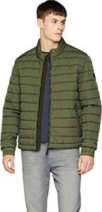 Zielona kurtka amazon.de w stylu casual